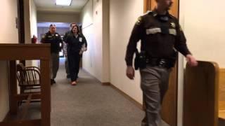 Jessica Smith Led To Court