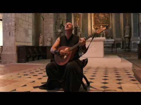 Medieval Singer ! Luc Arbogast.History.Music.Middle ages.Great song !