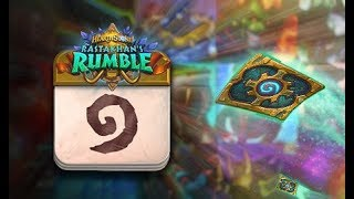 Two Gold Legendary from Rastakhan's Rumble Packs! Hearthstone #6 gameplay walkthrough