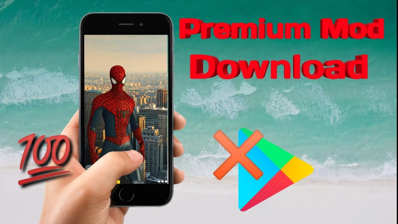 How To Download Amazing Spider Man 2 Live Wallpaper Premium Mod By