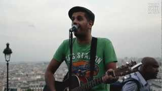Paris Street Music : Abdel Kader at Montmartre (HD)