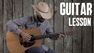 Country & Bluegrass Strumming - Guitar Course - Lesson 2 - Forever And Ever, Amen by Randy Travis