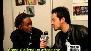Mondo Nerd @ Torino Comics 2010 - Intervista a Mary Oyaya, Jedi master Luminara Unduli