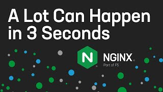 A Lot Can Happen in 3 Seconds | NGINX Conf 2018