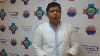 Pablo Vera Salazar, rector de la Universidad del Magdalena