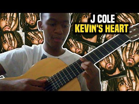 J. Cole - Kevin's Heart Guitar Tutorial Lesson