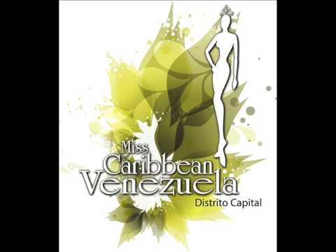 Miss Caribbean Venezuela Dtto. Capital