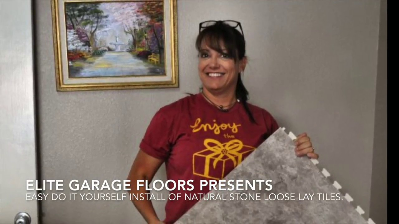 Perfection Floor Tile Natural Stone Install Youtube
