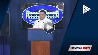 Palace: New claim on undeclared Duterte investments