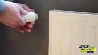 Hoe monteer ik een thermostatische kraan ?