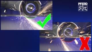 Cutting Depth in Cut-Off Wheel Operations