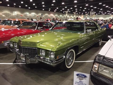 1971 Cadillac Sedan De Ville - YouTube
