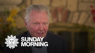 "Jon Voight: ""I have to say my piece"""