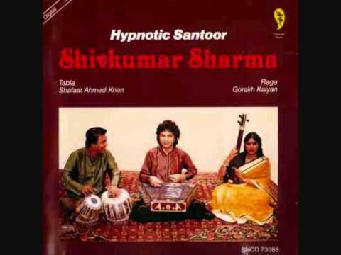 Shivkumar Sharma -Santoor- Raga Gorakh Kalyan