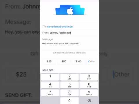 How To Send Money To ITunes Accounts