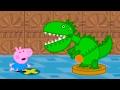 Свинка Пеппа День рождения Джорджа Мультики для детеи Мультфильм Peppa Pig HD mp3