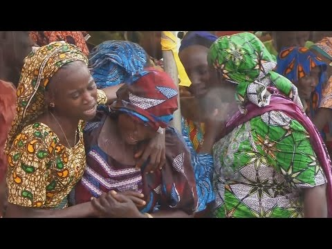 Chibok schoolgirls reunited with their families