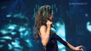 Repeat youtube video Zlata Ognevich - Gravity (Ukraine) impression of second rehearsal