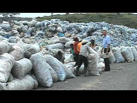 Spark Africa 1 - Making profit from waste in Ghana