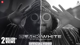 ALL OK   Black and White Official Video   New Kannada Song   4k Video