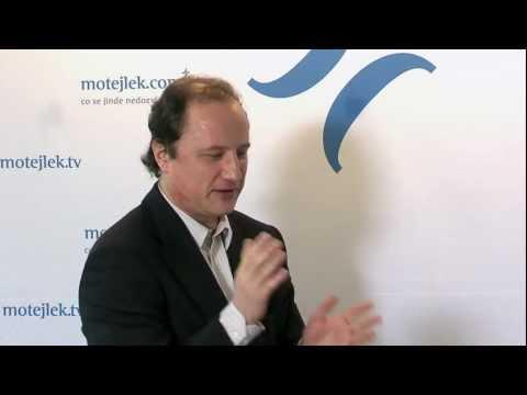 Zdeněk Radil, CEO Pivovary Lobkowicz