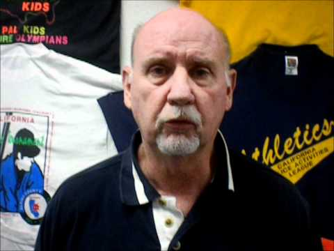 Gregg Wilson, Executive Director, California PAL