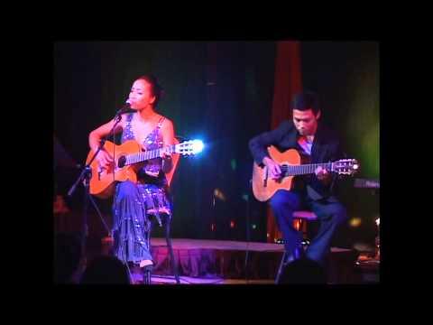 Lời Tình Buồn- Quỳnh Lan & Anh Tuấn- Guitar đệm hát tuyệt hay.wmv
