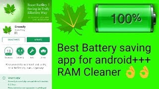Best battery saver app for Android 2018, 2019, battery saving app,