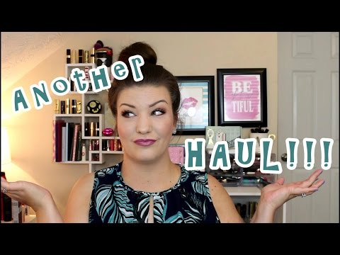 Huge Makeup Haul | Sephora, Bare Minerals, MAC, PUR, & more!