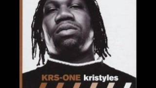 KRS-One - Things Will Change [HQ]