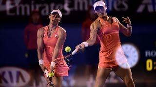 Samantha Stosur vs Coco Vandeweghe Highlights HD Australian Open 2015