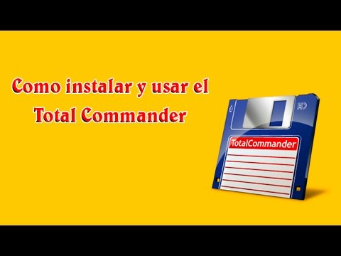 Tutorial sobre Total Commander
