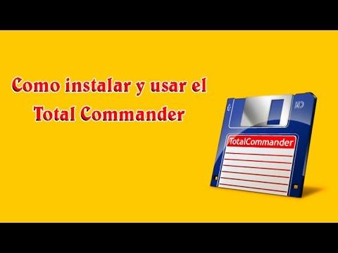 Tutorial sobre Total Commander