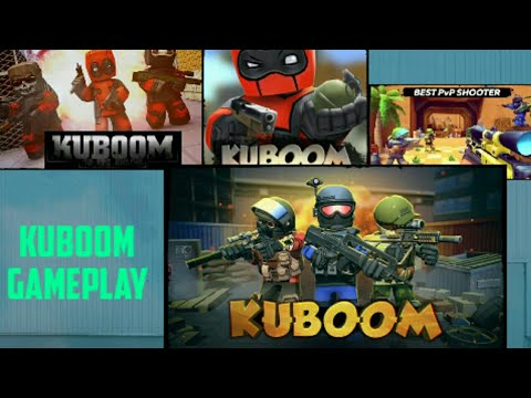 Kuboom|Gameplay | from YouTube · Duration:  3 minutes 8 seconds