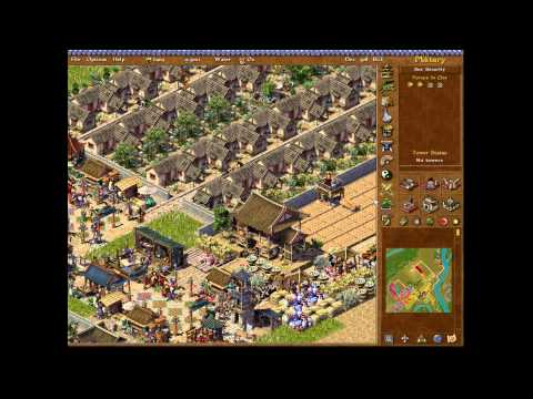 Emperor: Rise of the Middle Kingdom - Zhou Dynasty - King Cuo's Temple