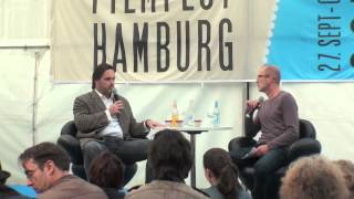 Andreas Herzog und Peter Lohmeyer / BFFS Gesprächsreihe beim Filmfest Hamburg 2012
