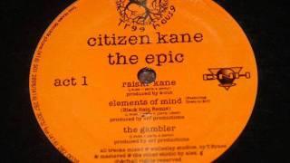 Citizen Kane - The Gambler