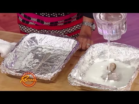 A Non-Toxic Way to Clean Tarnished Silverware
