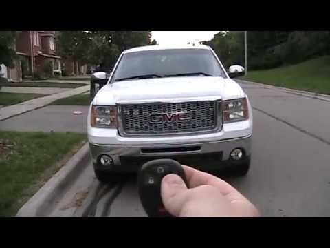 2011 GMC Sierra 1500 SLT 4X4 Startup Engine & In Depth Tour