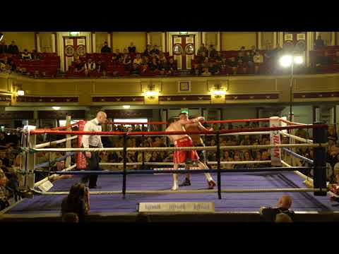 Liam Berrisford outstanding performance on  2nd pro fight