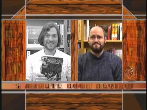 THE 5 MINUTE BOOK REVIEW Episode 13 KRAVEN