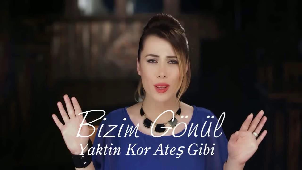 Bizim Gönül - Yaktın Kor Ateş Gibi ( Official Lyric Video )
