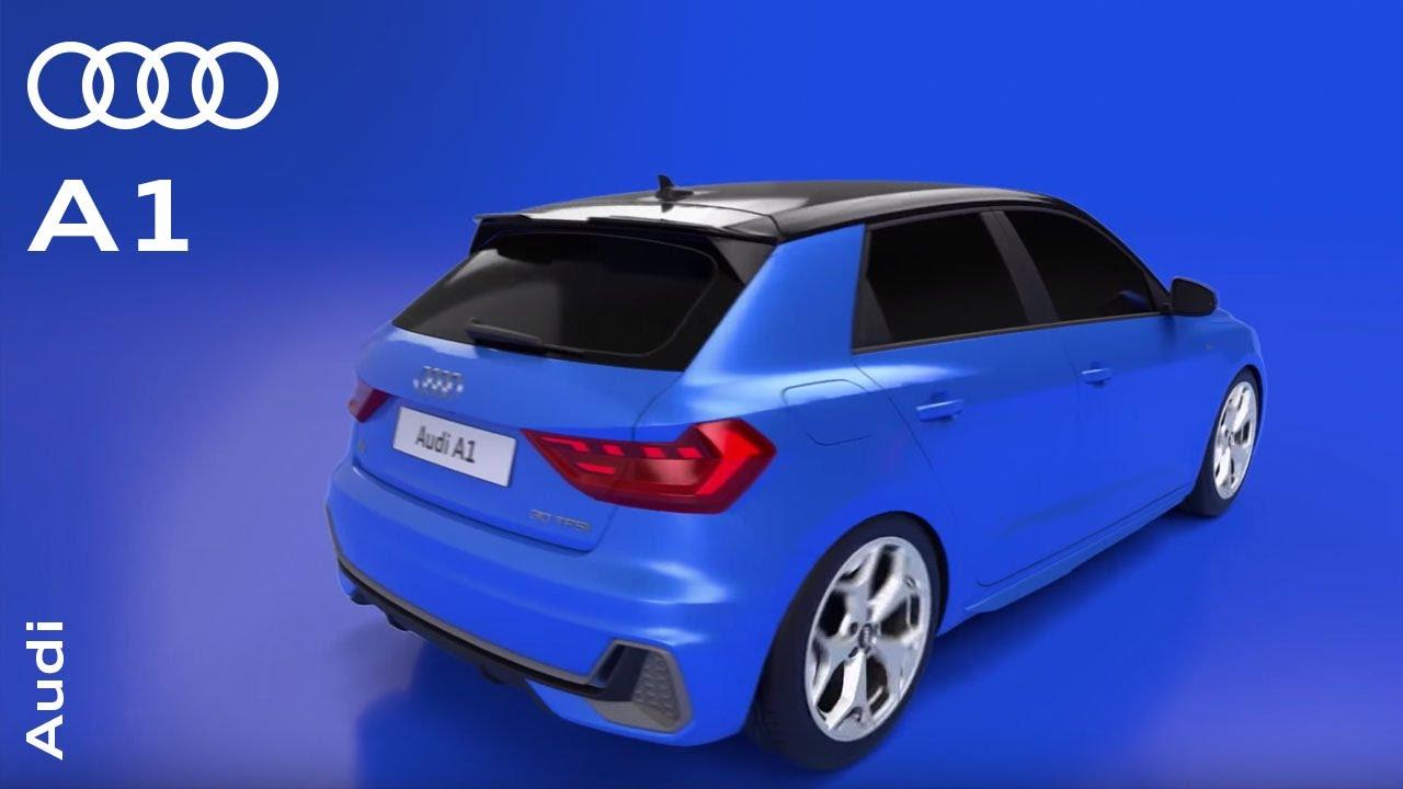 Audi A1 Youtube