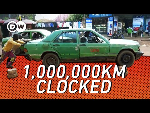 West Africa's Most Creative Taxi Driver  | The Driver | Burkina Faso