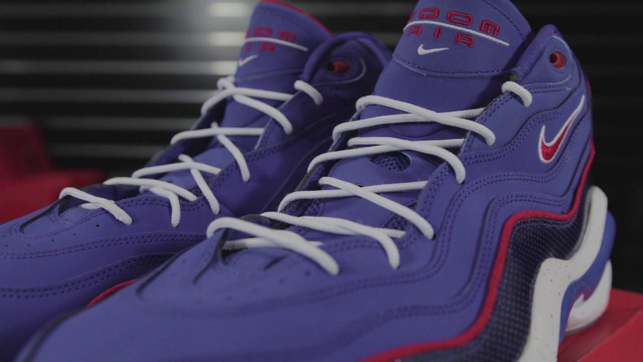 7b013d65f34e Nike Zoom Flight  96 Allen Iverson - YouTube