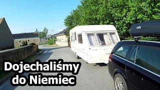 Pierwsza Noc w Niemczech (Vlog #128)