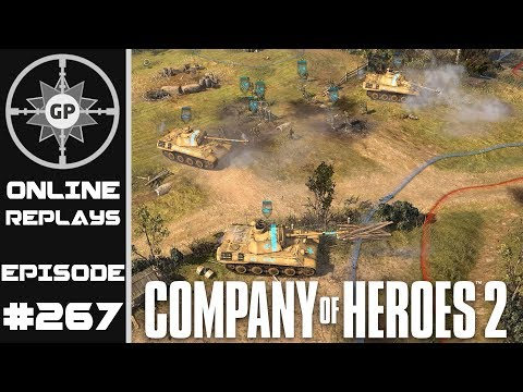 Company of Heroes 2 Online Replays #267 - The Soviet Demolition Man