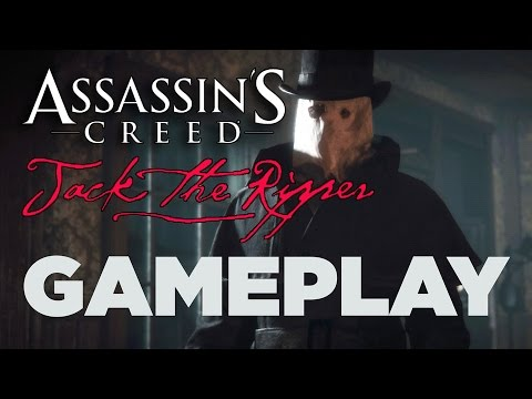 First 10 Minutes of Jack the Ripper DLC - Assassin's Creed Syndicate