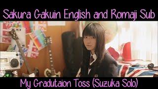 Translation by redfreesias。'03, Romaji by idoLyrics. Please supp...