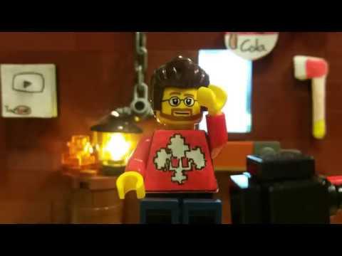 Je Recree Le Decor Du Youtubeur Steelorse Animation Moc Youtube